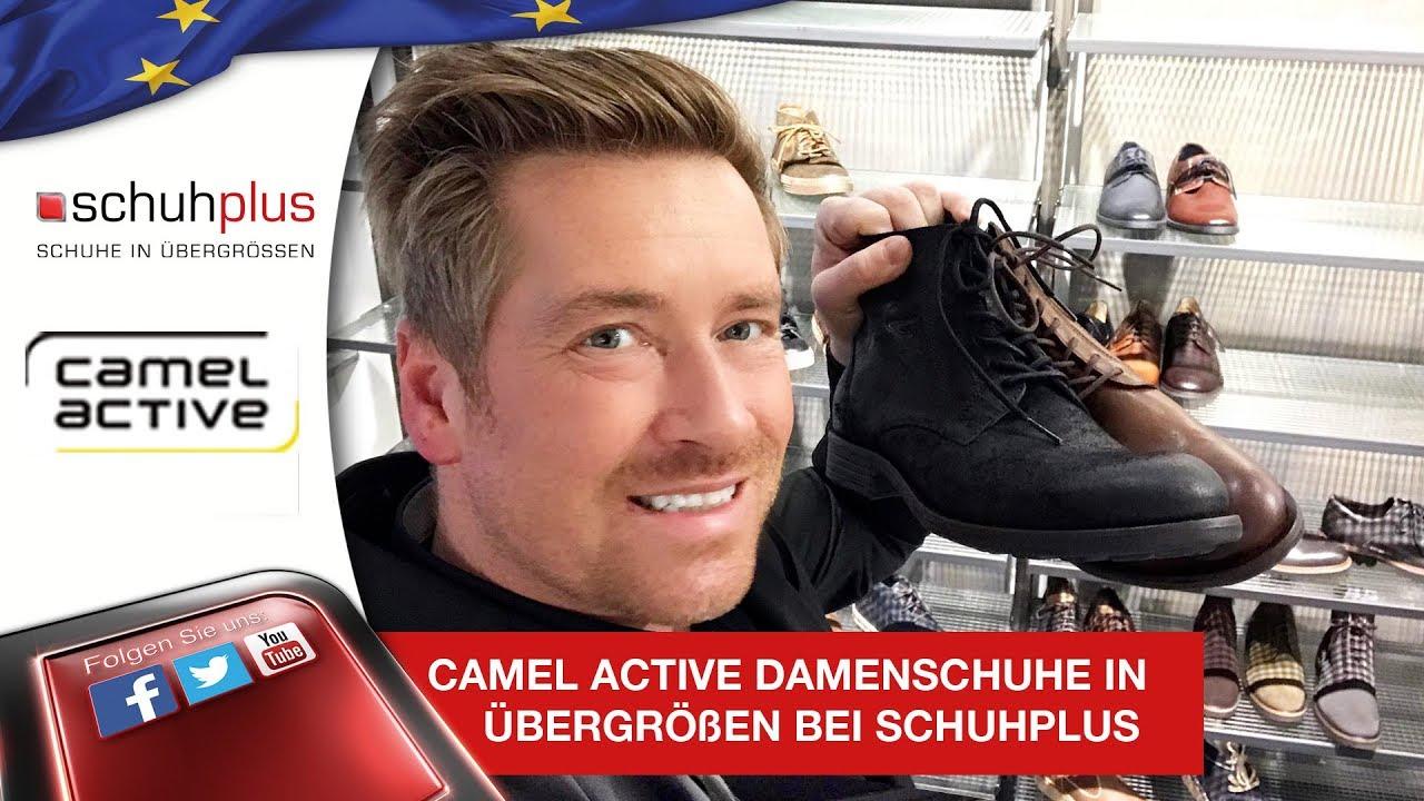 Neu bis Größe 45 ab Herbst 2019! Camel Active Damenschuhe in