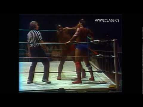 Rufus R.Jones vs Butch Reed  NWA 1981