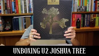 "Unboxing ""The Joshua Tree"" 30 anos 
