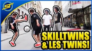 SkillTwins x LesTwins - A Day With Our Inspirations!