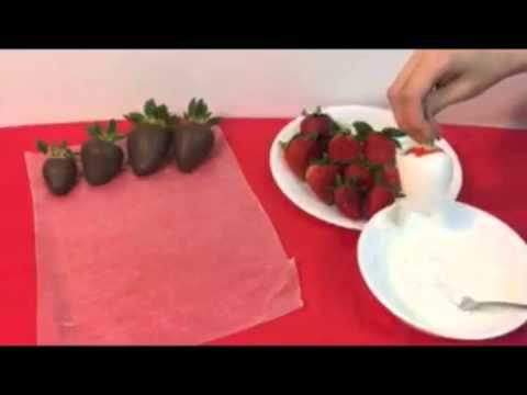 Chocolate-Covered Strawberries for...