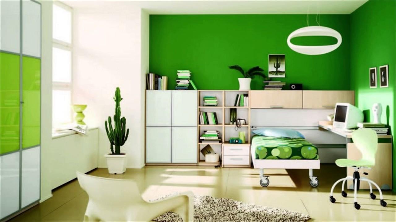 Home Decors In Green Colour. Vaetilda Interior