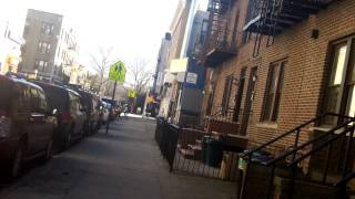 NYC Tour Diary 2012 - Mosé +The FMLY