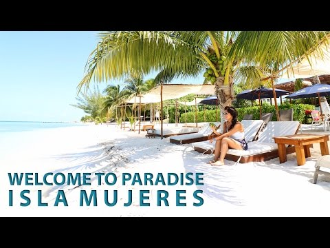 ISLA MUJERES 2016 - WELCOME TO PARADISE