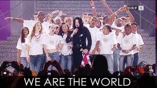 "Michael Jackson - ""We Are The World"" live at World Music Awa..."
