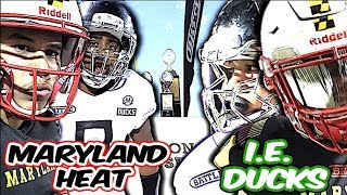 🔥🔥 14U IE Ducks vs Maryland Heat   Battle Youth National Championship Final