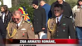 Ziua Armatei Române, la Suceava