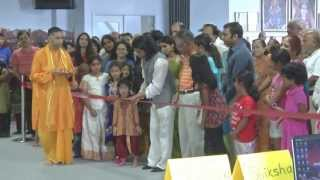 Shiksha Opening Ceremony - Diya Lighting & Ribbon Cutting