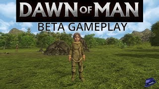 Lets Try: Dawn Of Man - Ancient Colony Builder 2019 - Lets Play Dawn Of Man Gameplay 2019