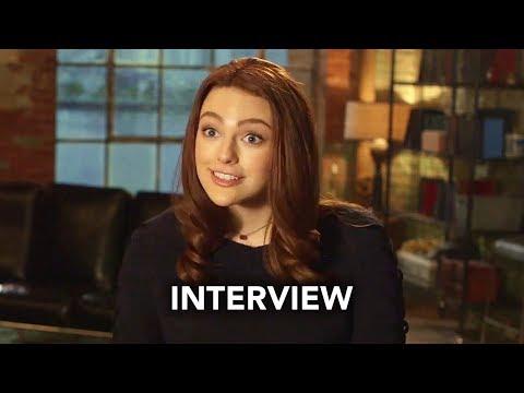 The Originals Season 5 - Danielle Rose Russell Interview (HD) Final Season