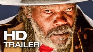 THE HATEFUL EIGHT Official Trailer 2 (2016)