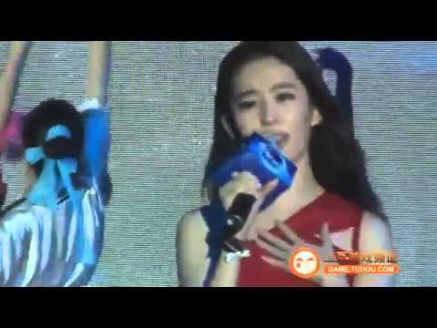 หลิวอี้เฟย - Liu Yi Fei - 劉亦菲 [คอนเสิร์ต]