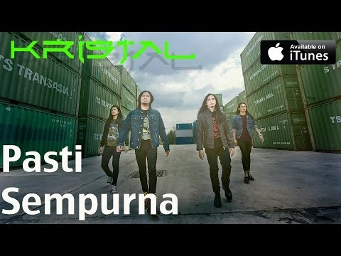 Kristal - Pasti Sempurna ft. Ronnie Hyper Act (versi promo) mp3 Full & Lirik