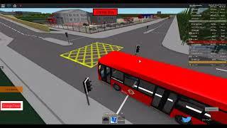 Roblox Bus Driving | London & East Bus Simulator. (Made by IIReece98)