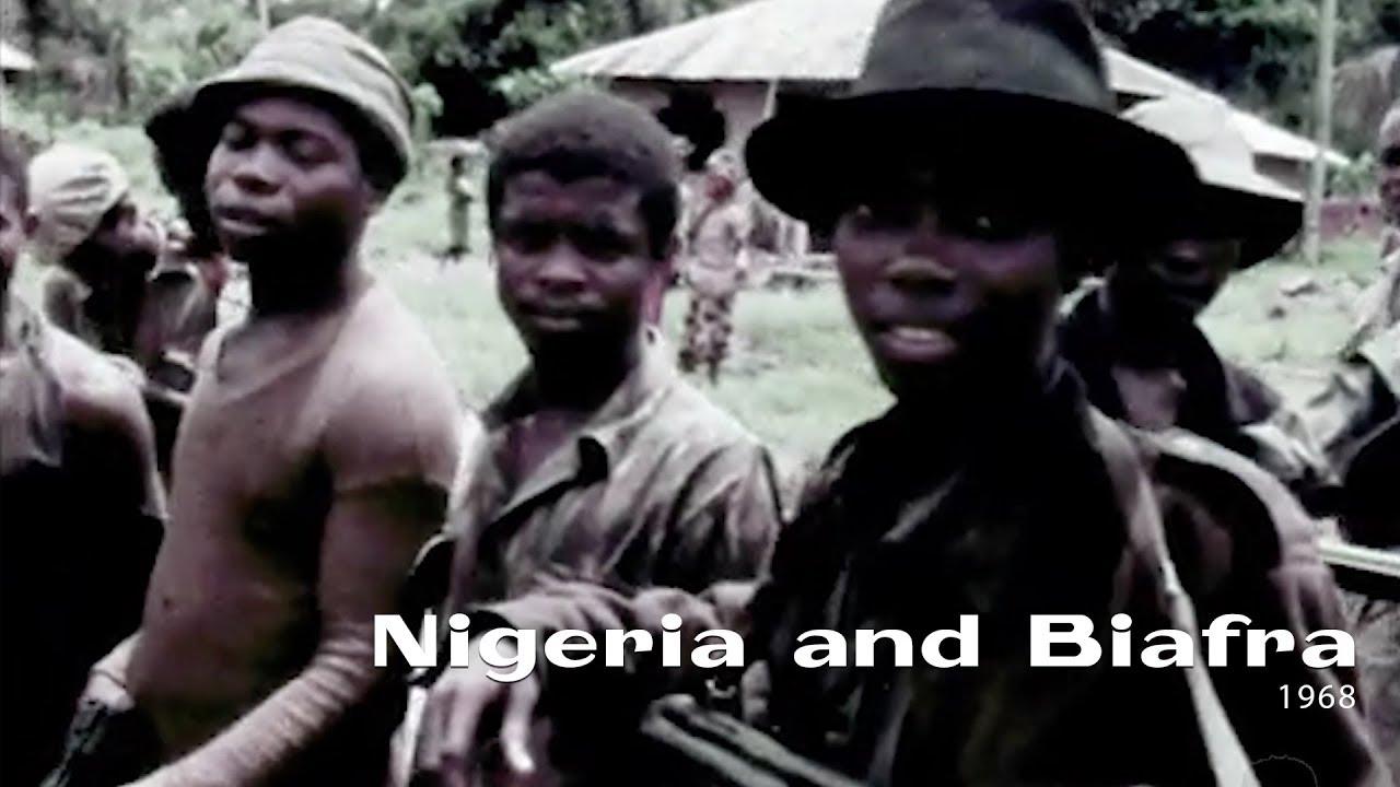 Nigeria and Biafra (1968)