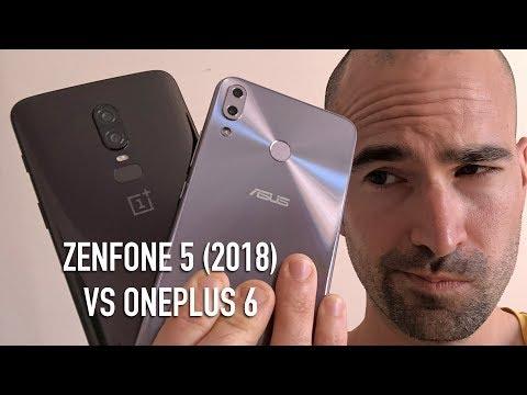 Asus Zenfone 5 vs OnePlus 6 | Which is best?