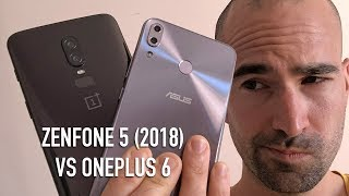Asus Zenfone 5 vs OnePlus 6 | Which is best?