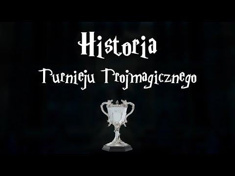 Historia Turnieju Trójmagicznego || Harry Potter jako uczestnik
