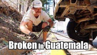 Expedition Vehicle Broken in Guatemala City | Pan American Road Trip Ep 44