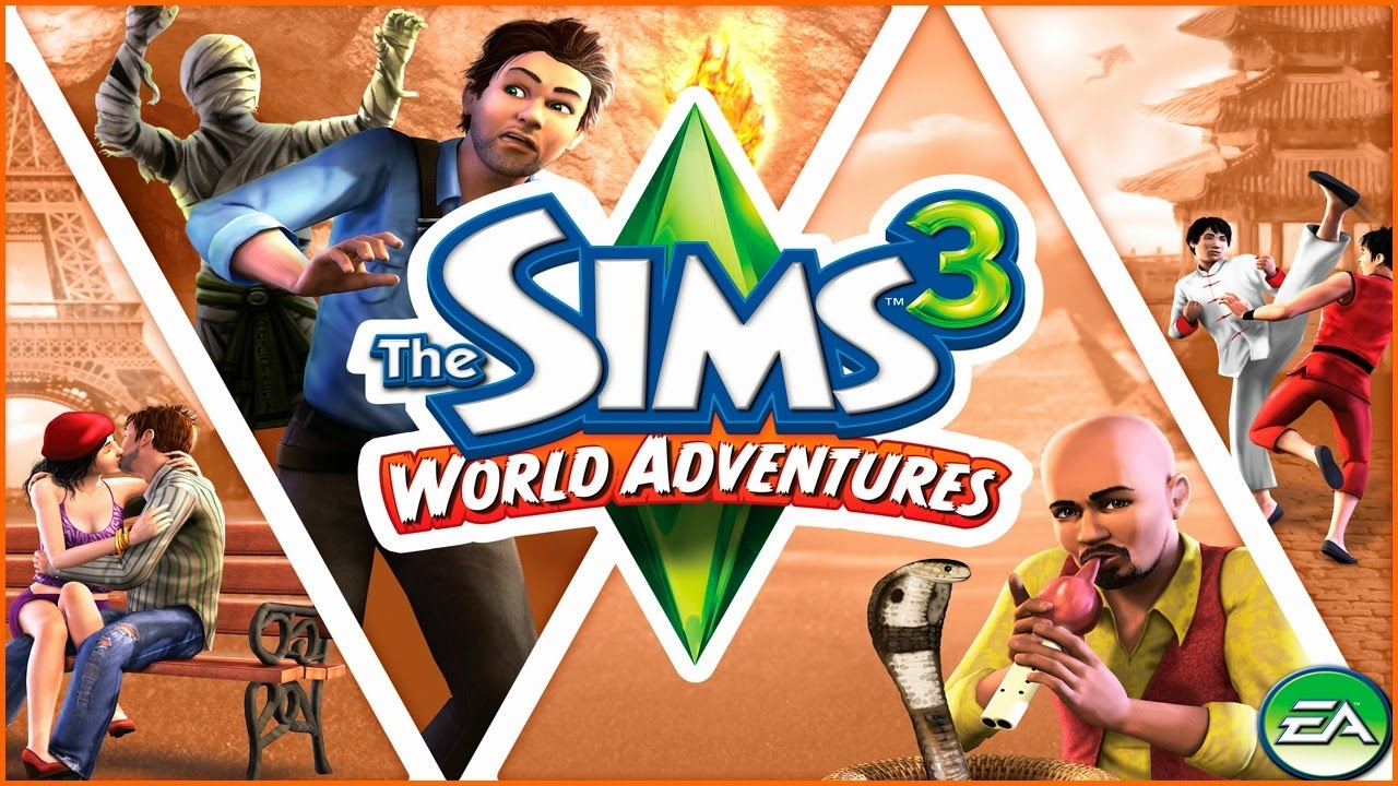 the sims 3 travel adventures ep 1 conosciamo la nostra esploratrice e primo viaggio in