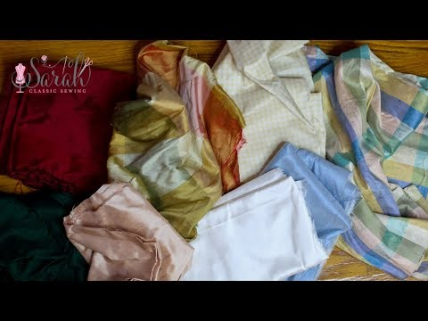 Can you machine wash silk dupioni?? Yes, but...