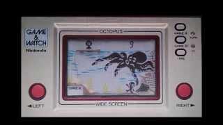 Les tentacules et les jeux vidéo sur console