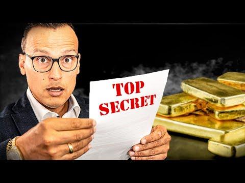 Geheimes neues Dokument sagt Goldpreis vorher! (überraschend)