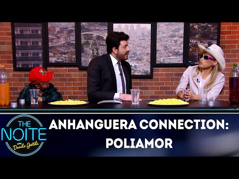 Anhanguera Connection: Poliamor | The Noite (08/04/19)
