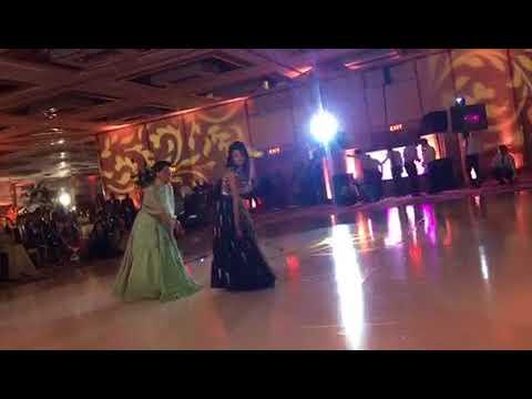 Parti Reception Dance Indian Reception Dance Parti Wedding