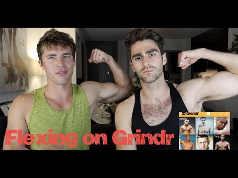 Reading Grindr Messages With Eduardo