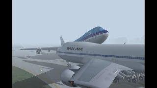 FS2004 - Crash of the Century (Tenerife Airport Disaster)
