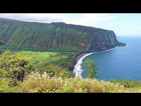 Big Island, Hawaii, USA in 4K Ultra HD