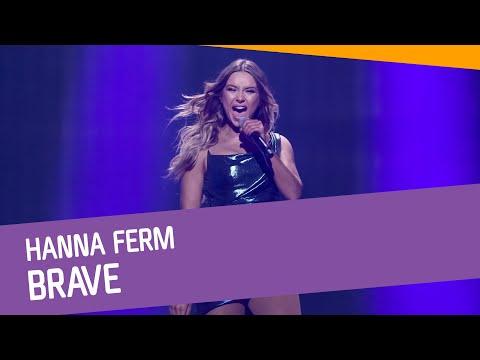 FINALEN: Hanna Ferm – Brave