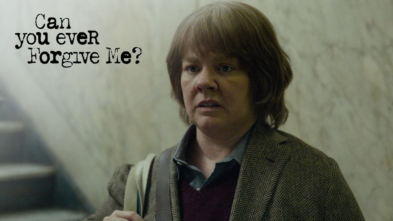 CAN YOU EVER FORGIVE ME?   Elevator Pitch   FOX Searchlight