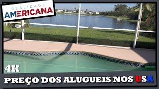 Preço de Aluguel de Casas em Orlando, Florida