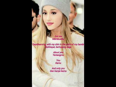 Lirik dan Terjemahan DayDreamin' Ariana Grande