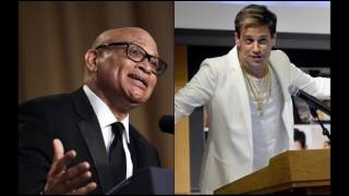 Larry Wilmore takes on Milo Yiannopoulos for his attack on transgender people