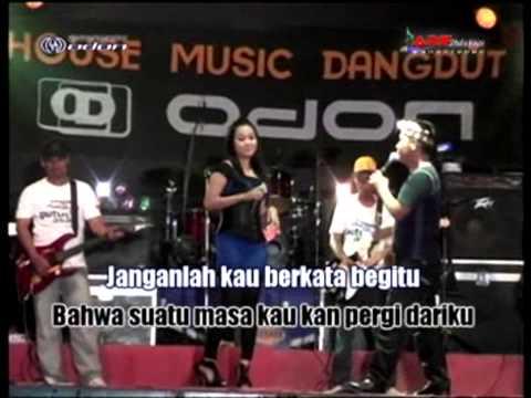 TERHARU ~ YUYUN feat MICO ( Karaoke ) OD Odon House Music Dangdut