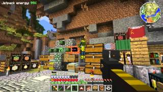 Minecraft CrackPack #10: Hungry Node Rescue