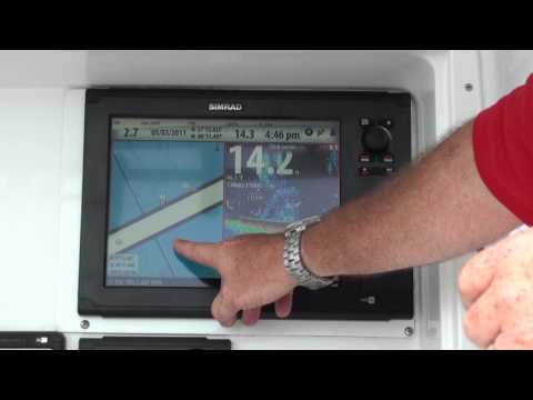 Simrad-Yachting Tech Tips #7 - Trackback Feature