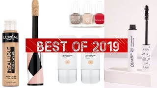 MASCARA   CONCEALER   FOUNDATION   Best Beauty Products of 2019