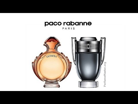 Paco Rabanne Invictus Intense Olympea Intense Fragrances Youtube