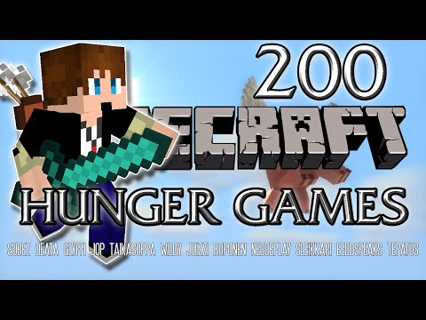 Minecraft: Hunger Games! Osa 200