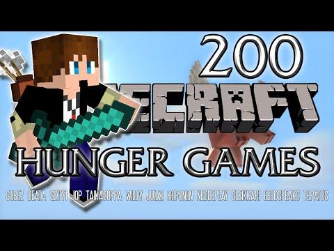 Minecraft: Hunger Games! Osa 200