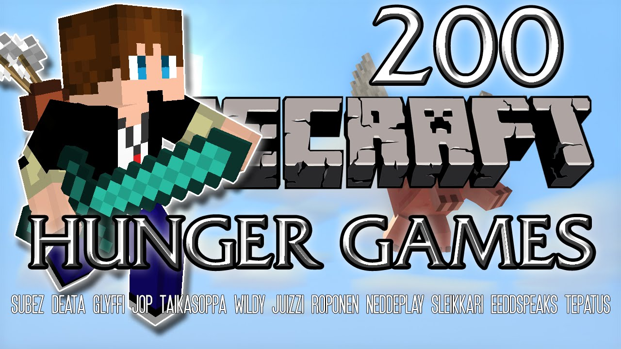 Bajan Canadian Hunger Games 200