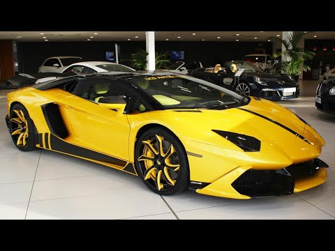 Lamborghini sv Gangerador 2020 future cars - YouTube