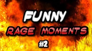 FUNNY/RAGE MOMENTS! WTF MOMENTS NBA 2K19 & FORTNITE *PART 2*