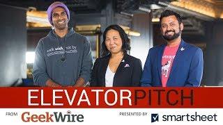 GeekWire's Elevator Pitch Ep. 8: Advangelists, Intentionalist, Samaritan