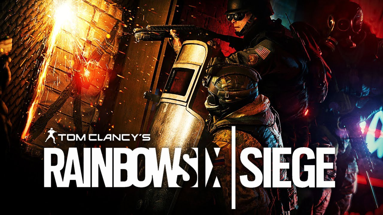 Tom Clancys Rainbow Six Siege Fail And Humorous