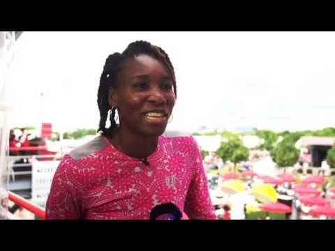Venus Williams | 2016 Rogers Cup - Pre Tournament Interview